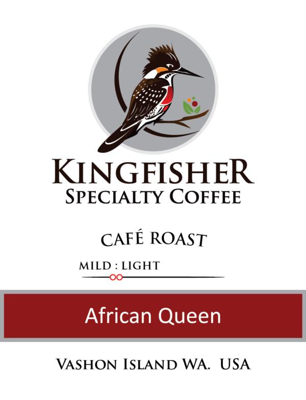 African Queen Coffee