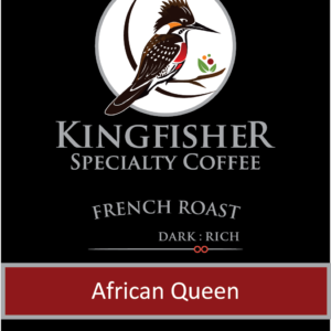 African Queen French Roast Coffee